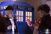 Dr Who's #1 and #4