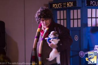 The Doctor and his K-9