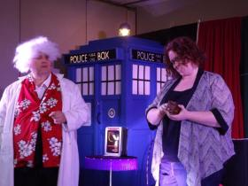 Doc Brown and Time Travel Experiements