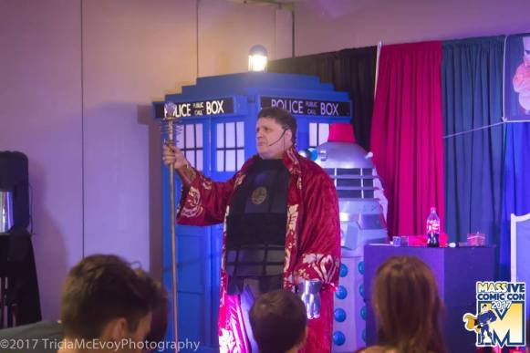 Lord Rassilon explains his plan to Make Gallifrey Great Again