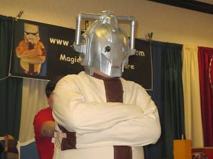 CyberMan Escape