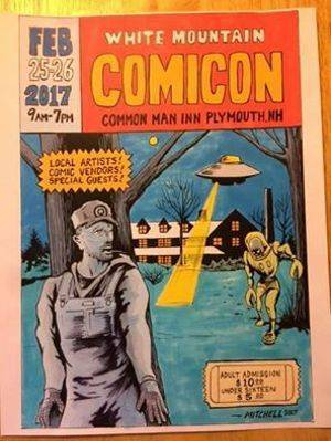 Poster for the con