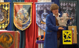 Newt finds the Demiguise