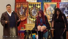 The Headmaster, Lily Evans and Bellatrix